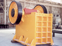 Portable Bare Jaw Crusher