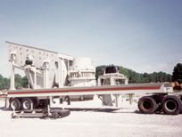 Portable Secondary Crushing Plant