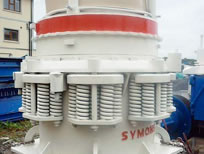 3 Ft Symons Shorthead Cone Crusher