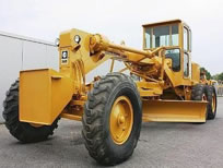 Used Caterpillar Motorgrader