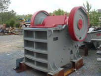 Gator Jaw Crusher